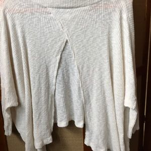 Free People Sweaters - FREE PEOPLE BEACH KNIT TOP SIZE M